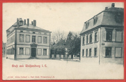 67 - GRUSS Aus WEISSENBURG - WISSEMBOURG - Batiments - Wissembourg