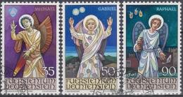 Liechtenstein 1986 Nº 851/53 Usado - Liechtenstein