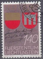 Liechtenstein 1987 Nº 869 Usado - Liechtenstein