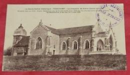70 - Ronchamp - La Chapelle De Notre Dame Du Haut    -------------- 370 - France