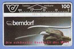 BERNDORF TWK Gebraucht - Telefonkarten