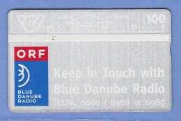 ORF TWK Gebraucht - Telefonkarten