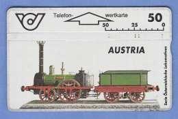 LOKOMOTIVE AUSTRIA TWK Gebraucht - Telefonkarten