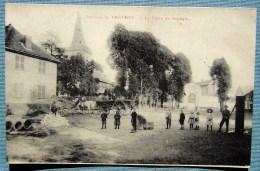 ENVIRONS DE FREVENT - BOUBERS - LA PLACE DE BOUBERS - Sonstige Gemeinden