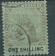 Trinité   - Yvert N°50 Oblitéré  - Abc7916 - Trinité & Tobago (...-1961)