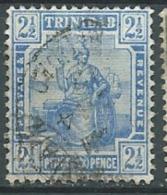 Trinité   - Yvert   N°77 Oblitéré  - Abc7919 - Trinité & Tobago (...-1961)