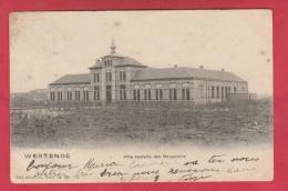 Westende - Villa Scolaire Des Marçuvins - 190? ( Verso Zien ) - Westende