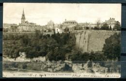 # - LUXEMBOURG - Vue Prise Du Plateau Bourbon - Luxembourg - Ville