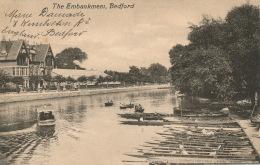 ROYAUME UNI - ENGLAND - BEDFORD - The Embankment - Bedford