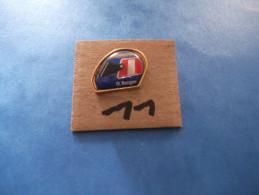 "PIN´S - F1 Casques    "" BERGER  G   ""   - Voir Photo ( 11 ) - F1"
