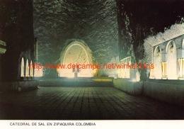 1985 Catedral De Sal En Zipaquira Colombia - Colombie