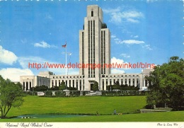 1972 National Naval Medical Center Bethesda Maryland - Etats-Unis