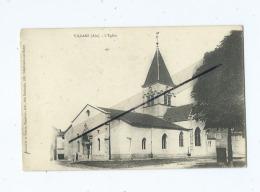 CPA - Villars  - L´église - Villars-les-Dombes