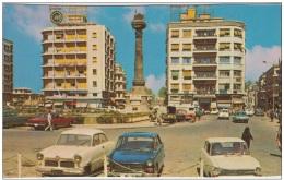 AK - Damaskus - Place Des Martyrs 1960 - Syrien