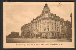 Luxembourg - Grand Hôtel Central Molitor - Luxemburgo - Ciudad