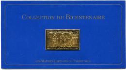 FRANCE 20 ème TIMBRE DE LA COLLECTION DU BICENTENAIRE LE N°1678 SALLE DES ETATS GENERAUX ET REPRESENTANTS DES TROIS..... - Franz. Revolution