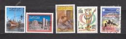 Kuwait Lot Lotto  N.1907-1684-1496-1696-1630/US - Kuwait