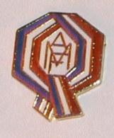 Pin's A.M.F., MAIRES DE FRANCE - Otros