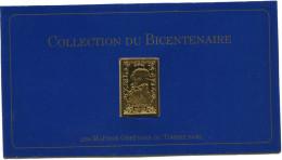 FRANCE 4 ème TIMBRE DE LA COLLECTION DU BICENTENAIRE LE N°871 MAXIMILIEN DE ROBESPIERRE - Franz. Revolution