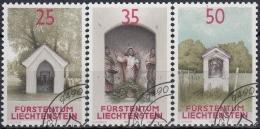 Liechtenstein 1988 Nº 892/94 Usado - Liechtenstein