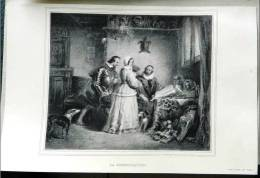 SURPARINE ANTISPAMODIQUE, Livret Avec 4 Lithographies Noires Et Blanches De GAVARNI, BOUVET Etc... - Pubblicitari
