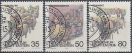 Liechtenstein 1989 Nº 912/14 Usado - Liechtenstein