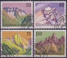 Liechtenstein 1989 Nº 915/18 Usado - Liechtenstein