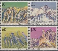 Liechtenstein 1990 Nº 941/44 Usado - Liechtenstein
