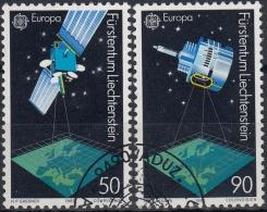Liechtenstein 1991 Nº 952/53 Usado - Liechtenstein