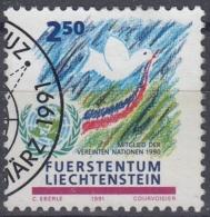 Liechtenstein 1991 Nº 956 Usado - Liechtenstein