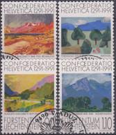 Liechtenstein 1991 Nº 957/60 Usado - Liechtenstein