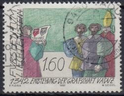 Liechtenstein 1992 Nº 990 Usado - Liechtenstein
