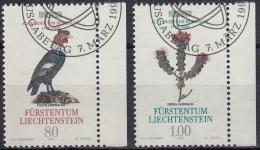 Liechtenstein 1994 Nº 1020/21 Usado - Liechtenstein