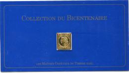 FRANCE 23 ème TIMBRE DE LA COLLECTION DU BICENTENAIRE LE N°6 Ou  LE N°7   1F CERES - 1849-1850 Ceres