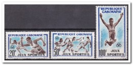 Gabon, Postfris MNH, Olympics - Gabon (1960-...)