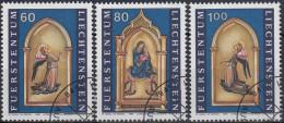 Liechtenstein 1995 Nº 1061/63 Usado - Liechtenstein