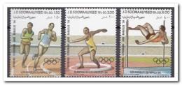 Somalië 1984, Postfris MNH, Olympics - Somalië (1960-...)