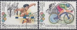 Liechtenstein 1996 Nº 1071-1072 (no Serie) Usado - Liechtenstein