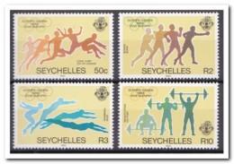 Seychellen 1984, Postfris MNH, Olympics - Seychellen (1976-...)