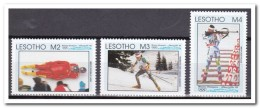 Lesotho 1992, Postfris MNH, Olympics - Lesotho (1966-...)