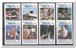 Grenada 1992, Postfris MNH, Olympics - Grenada (1974-...)