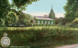ISLE OF MAN - LEZAYRE CHURCH Iom378 - Isle Of Man