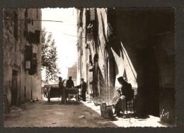 AJACCIO ( Corse )  Vieille Rue - Ajaccio