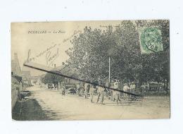 CPA -   Ecuelles  - La Place - Autres Communes