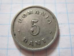 Romania 5 Bani 1900 - Roumanie