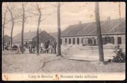 CAMP DE BEVERLOO -  * NOUVEAUX BLOCKS MILITAIRES * Niet Courant - Leopoldsburg (Kamp Van Beverloo)