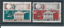 België      OBC     1191 / 1192                       (O) - Belgium