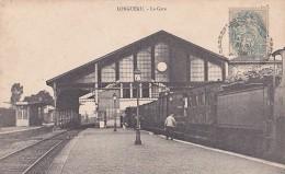 LONGUEAU  La Gare - Longueau
