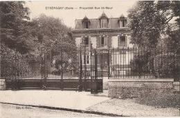 ETREPAGNY  Propriété Rue St Maur écrite TTBE - Sonstige Gemeinden