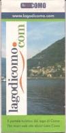 Stradario / Il Portale Turistico Del Lago Di Como. - Folletos Turísticos